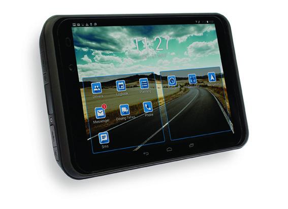 Trimble présente la tablette FleetXPS sous Android pour le transport et la logistique